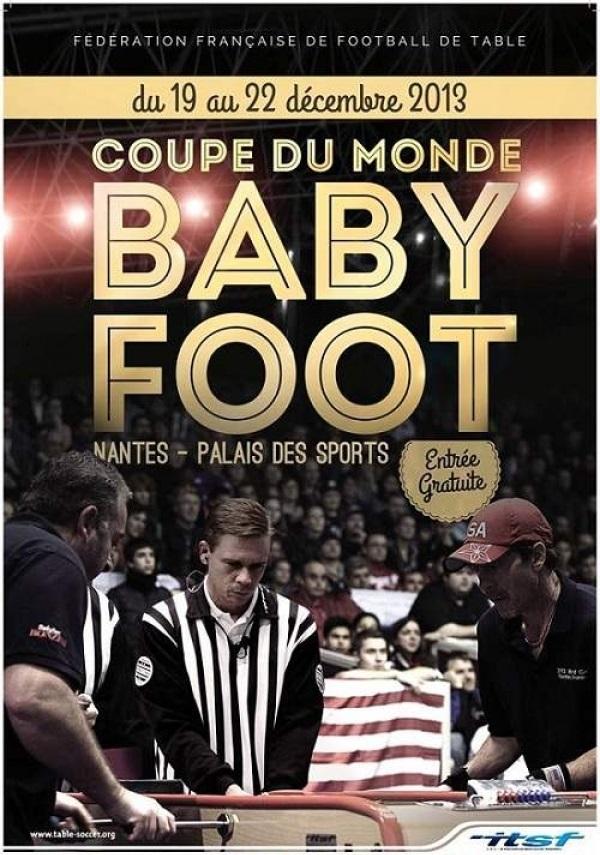 R sultats de la coupe du monde de babyfoot en d cembre 2013 nantes - Coupe du monde resultats ...